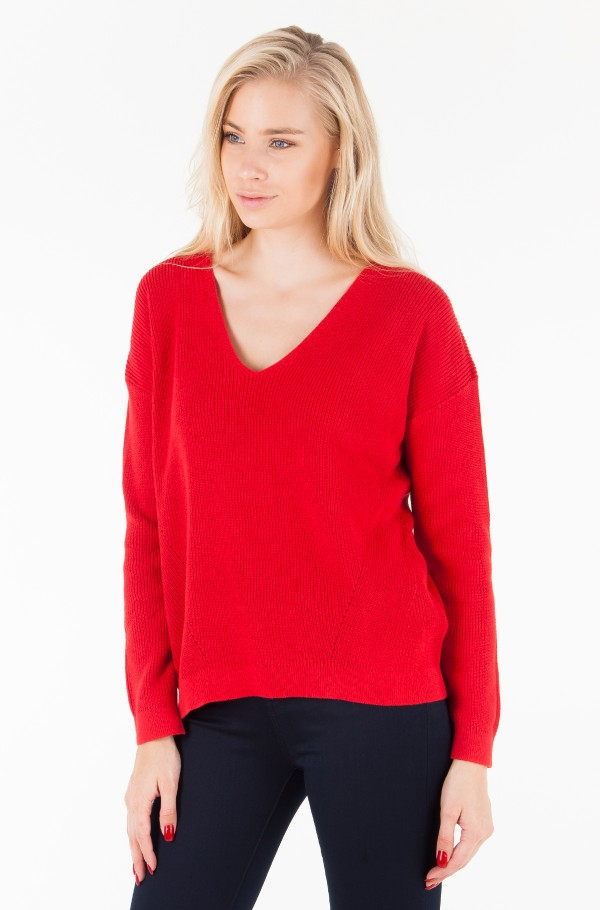 TJW EASY TEXTURED SWEATER
