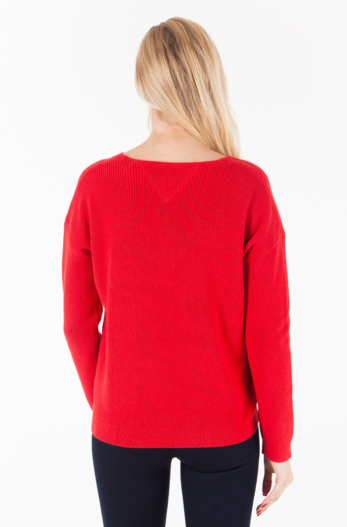 Džemperis TJW EASY TEXTURED SWEATER-full-2