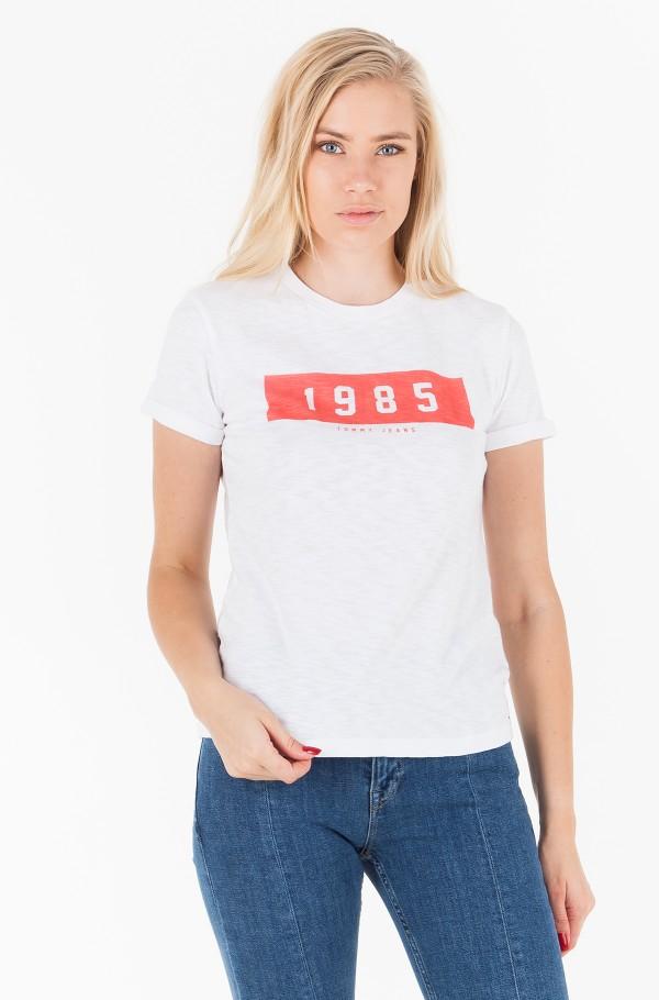 TJW BOLD 1985 TEE