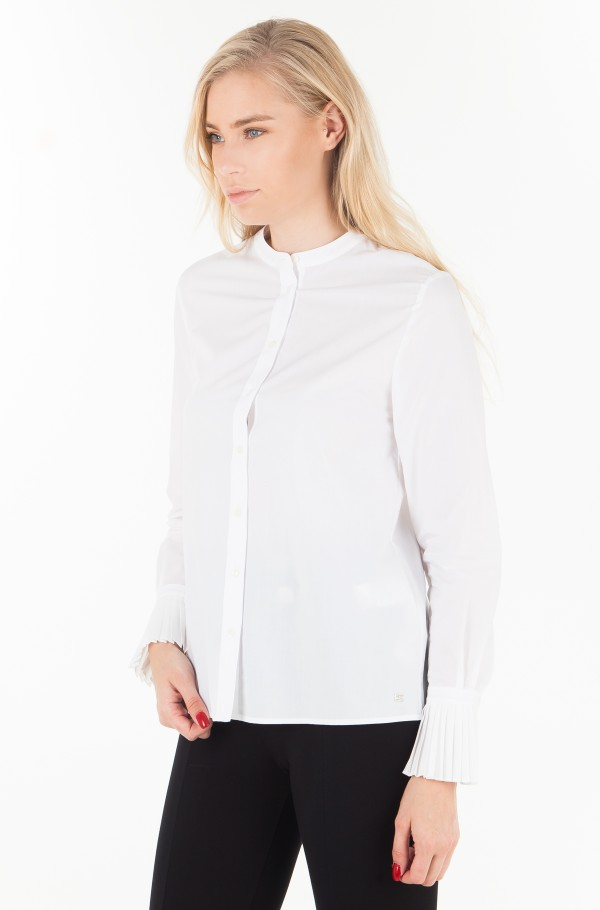 SURI COTTON SHIRT LS
