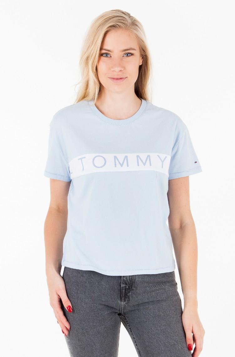 38e468362 T-shirt TJW TOMMY BOLD LOGO TEE Tommy Jeans, Womens Short-sleeve t ...