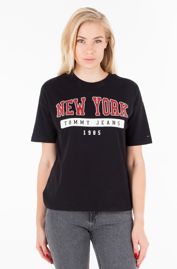 TJW NEW YORK LOGO TEE