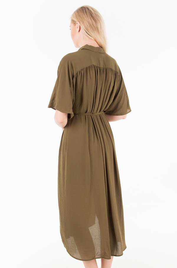 TJW MAXI SHIRT DRESS-hover