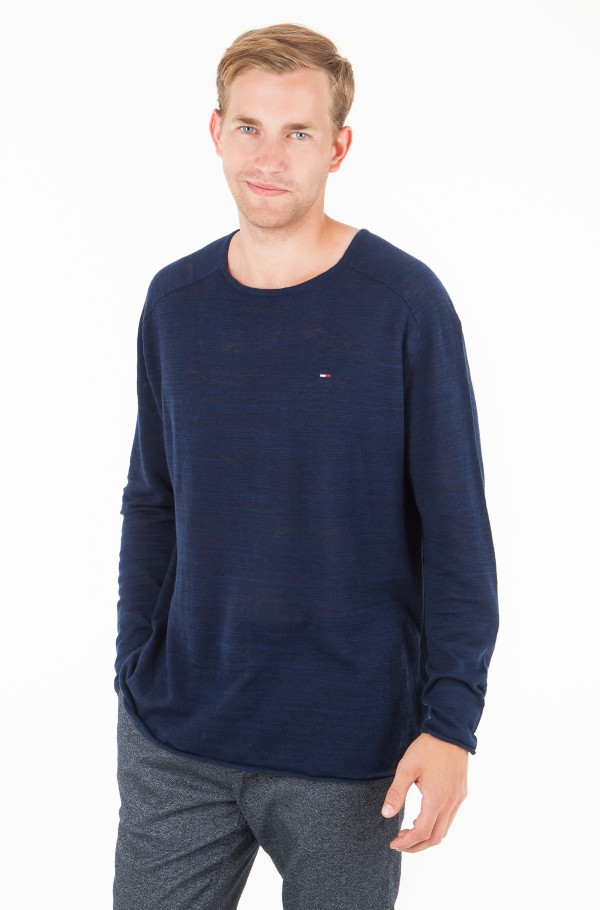 TJM COTTON BLEND SWEATER