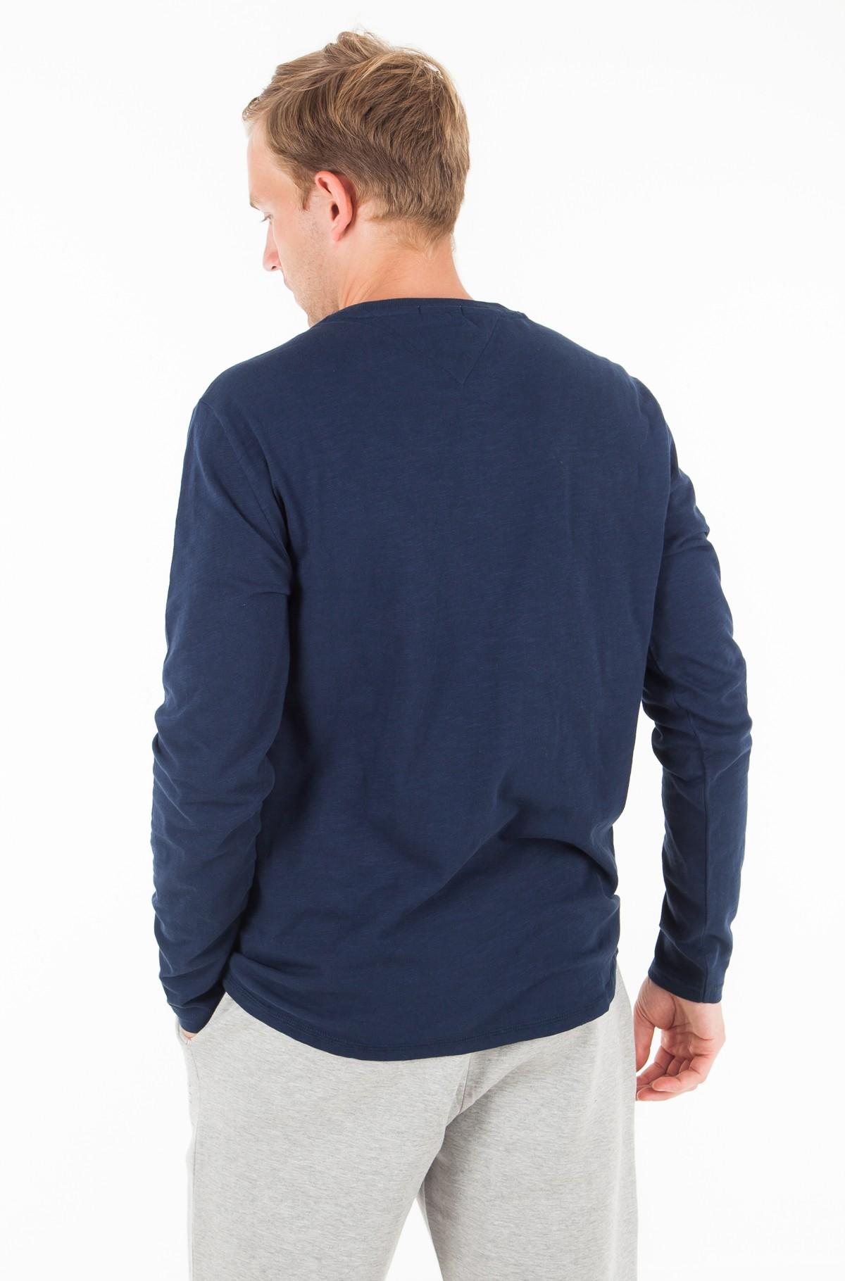 T-krekls ar garām piedurknēm  TJM SLUB LONG SLEEVE TEE-full-2