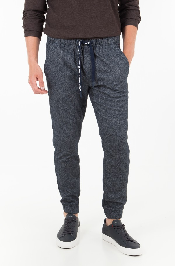 TJM TEXTURED SWEATPANT