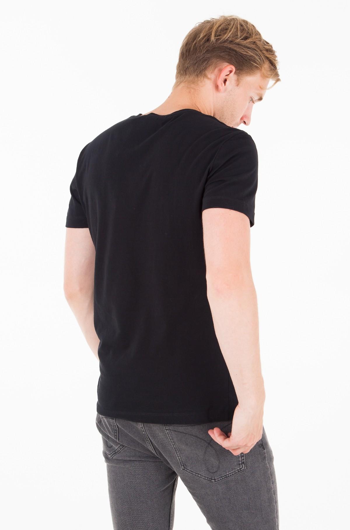 Marškinėliai CORE INSTITUTIONAL LOGO SLIM TEE-full-2