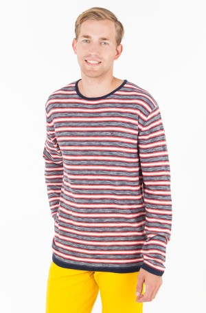 Sweater TJM MULTI STRIPE SWEATER	-1