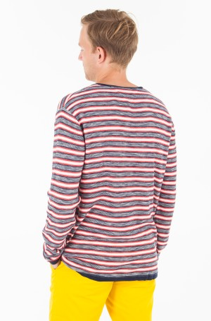 Sweater TJM MULTI STRIPE SWEATER	-2