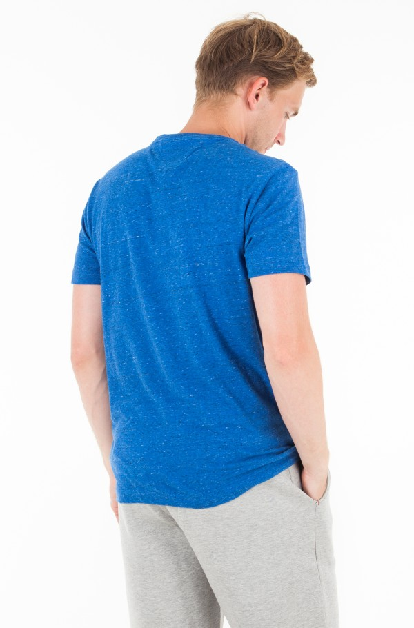 CLASSIC HEATHER POCKET TEE-hover