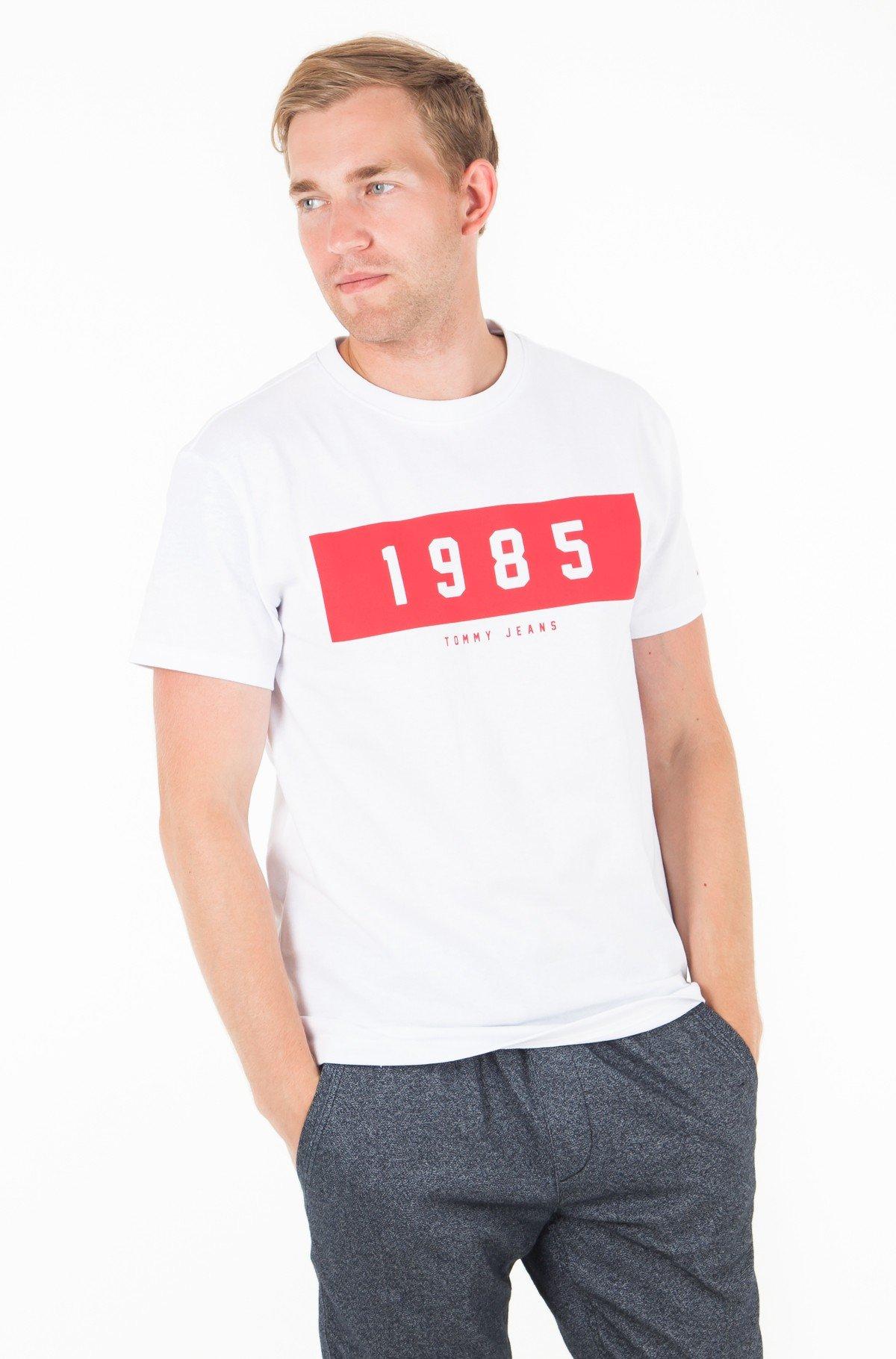 T-krekls TJM BLOCK 85 TEE-full-1