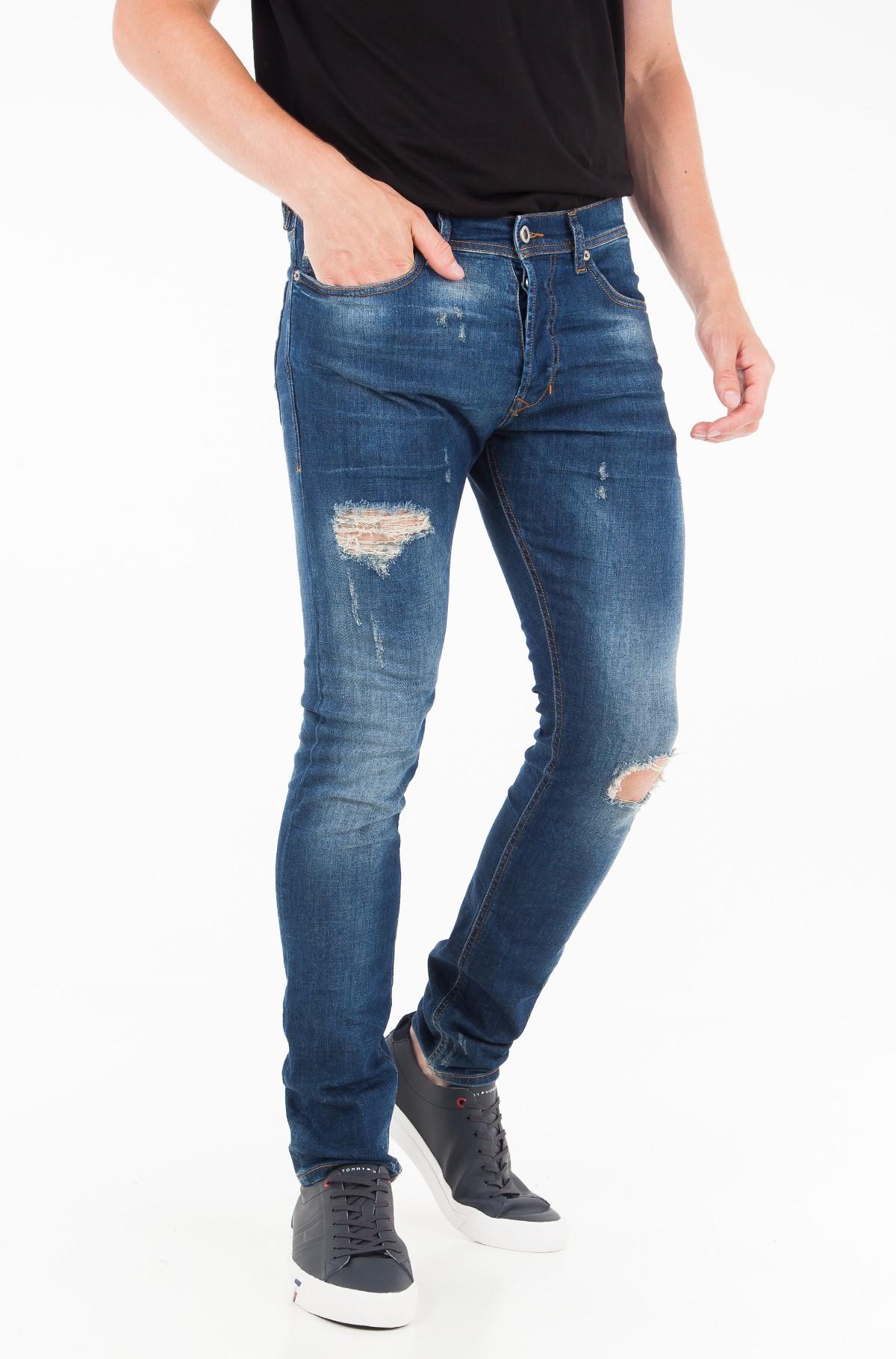 Džinsinės kelnės 084TX TEPPHAR TROUSERS-full-1