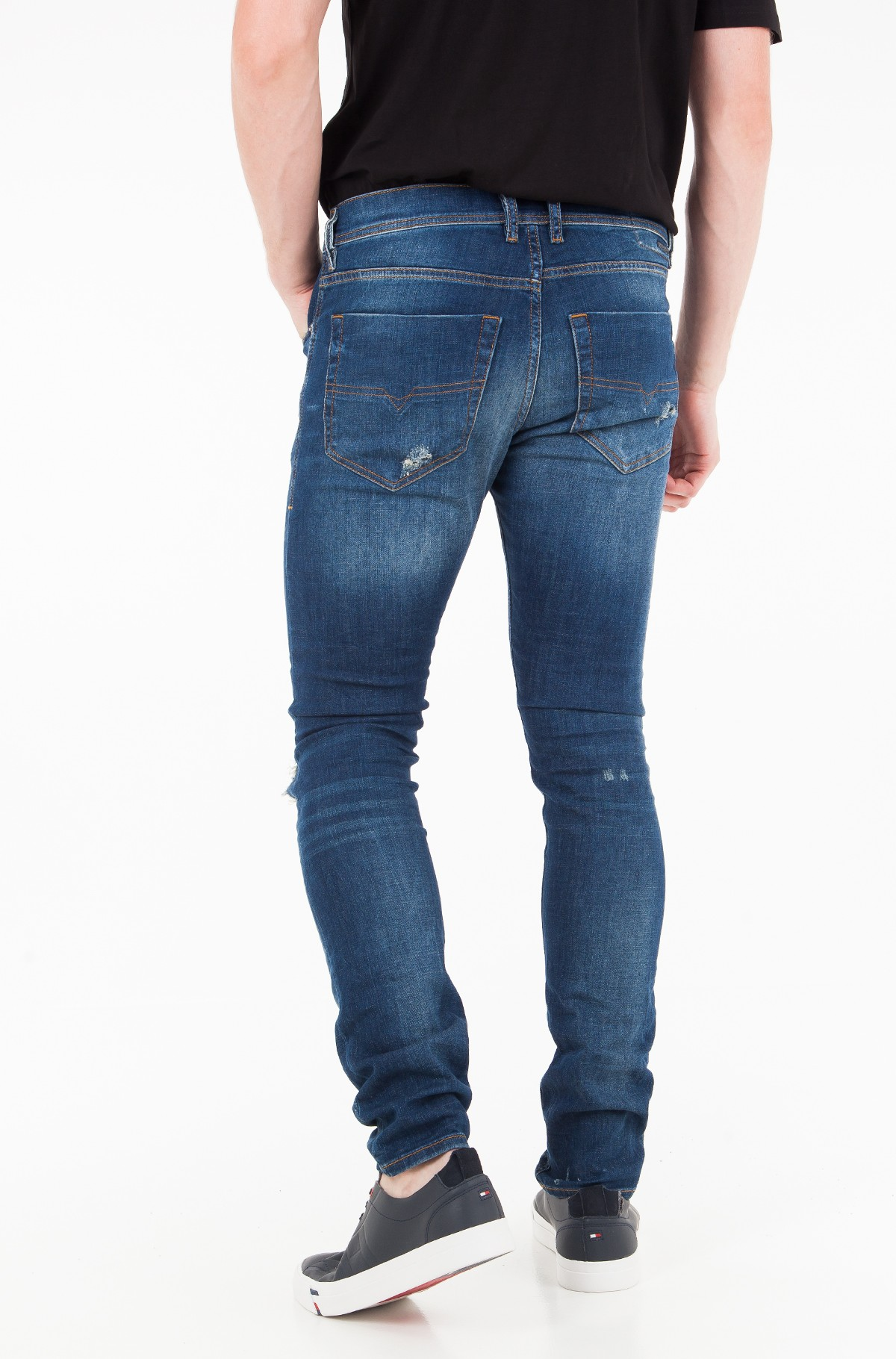 Džinsinės kelnės 084TX TEPPHAR TROUSERS-full-2
