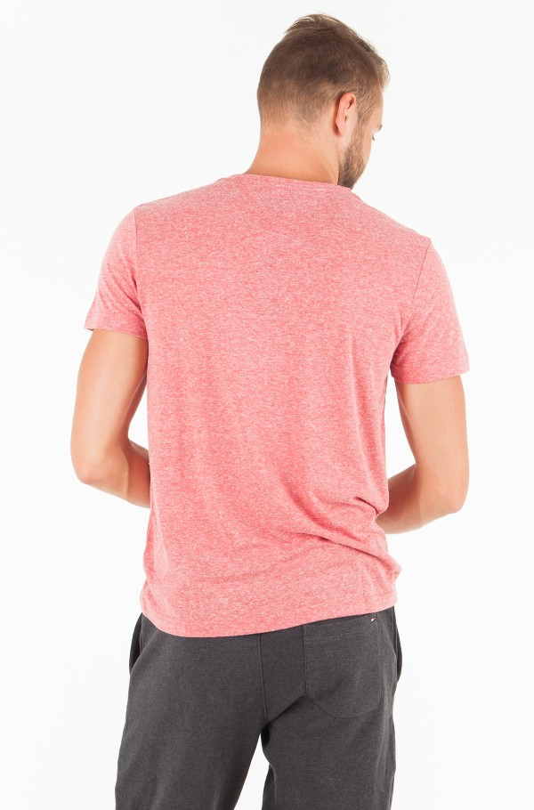 HEATHER GRAPHIC TEE-hover