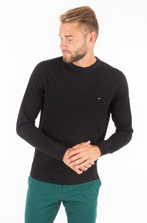 Sweater CORE COTTON-SILK CNECK-1