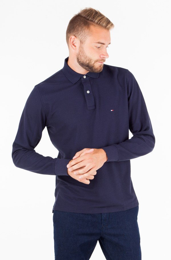 HILFIGER LONG SLEEVE REG POLO