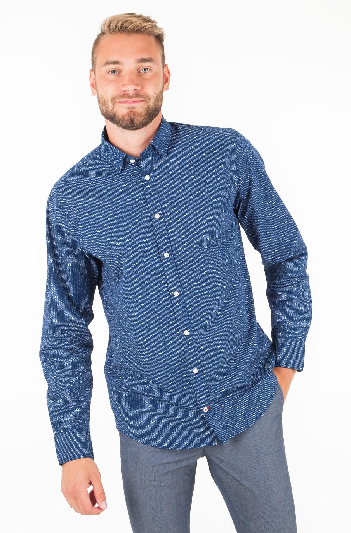 Marškiniai GEO PRINTED SHIRT-full-1