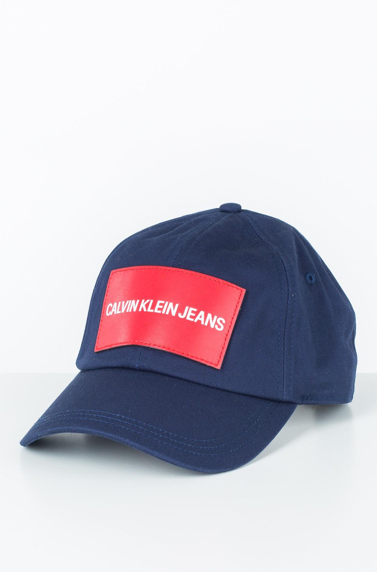 Cepure ar nagu J CALVIN KLEIN JEANS CAP M-full-1