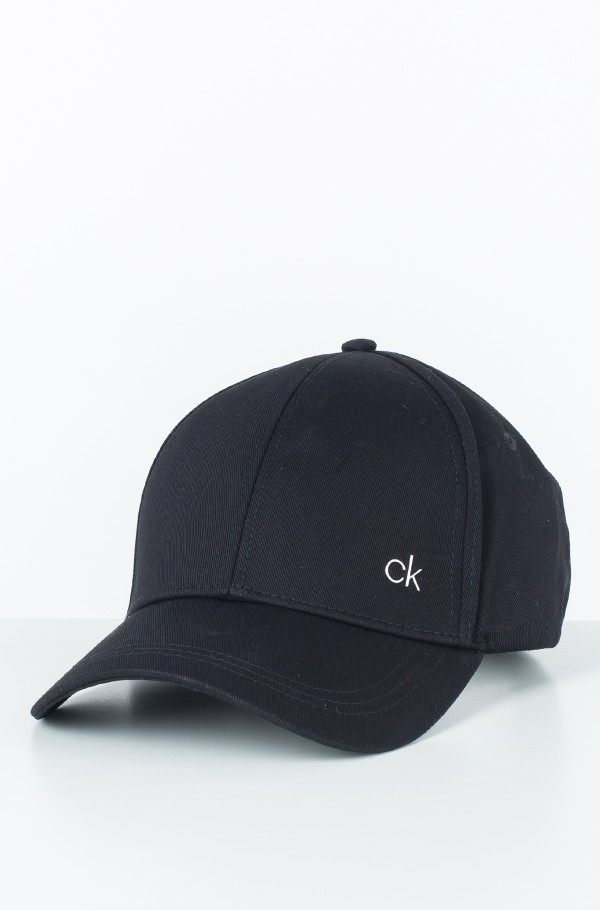 CK METALLIC BASEBALL CAP W