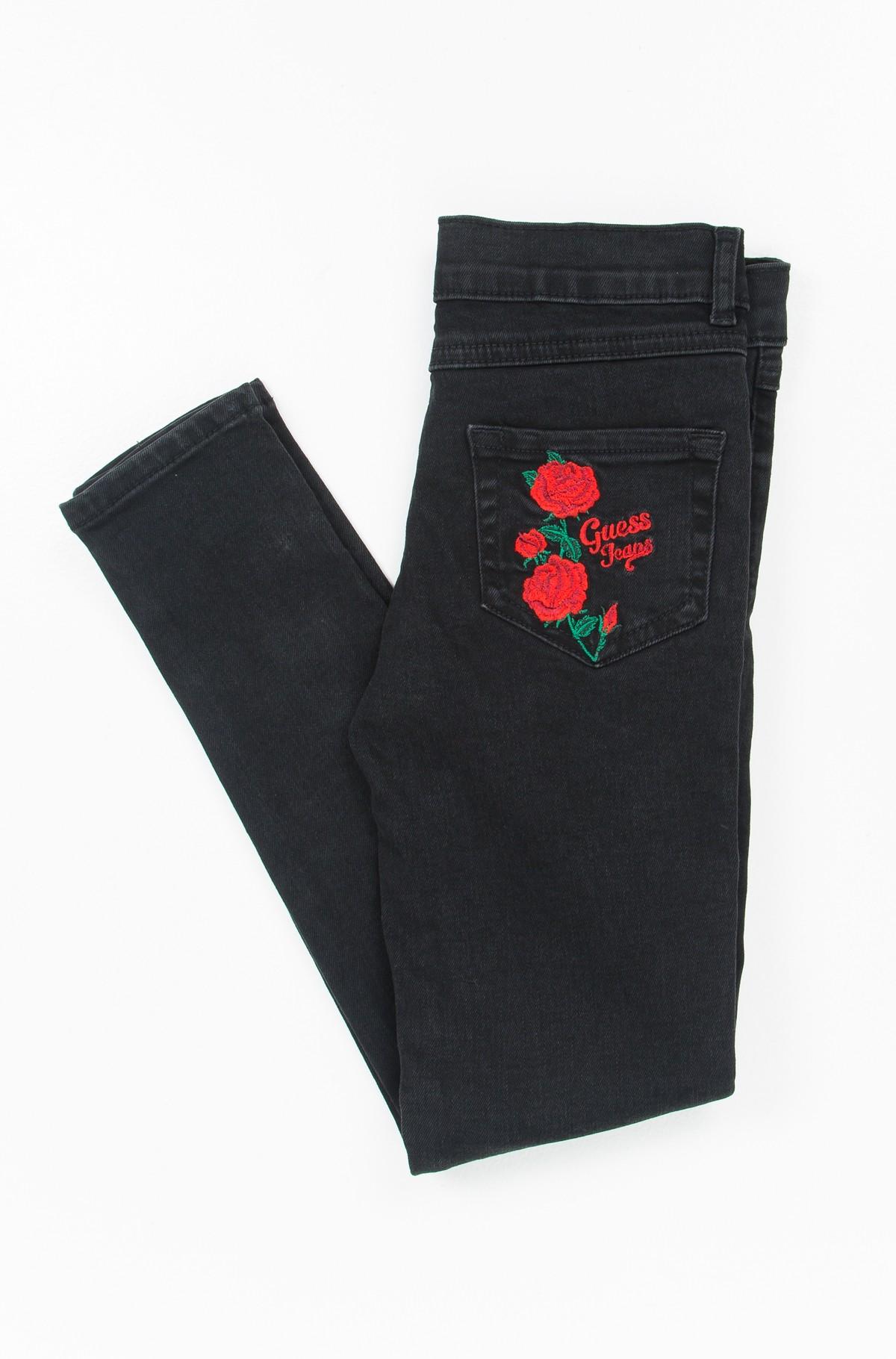 Vaikiškos džinsinės kelnės J83A13 D37C0-full-2