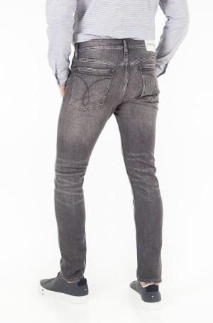 Džinsinės kelnės CKJ 016: Skinny West - Shattuca Black-2