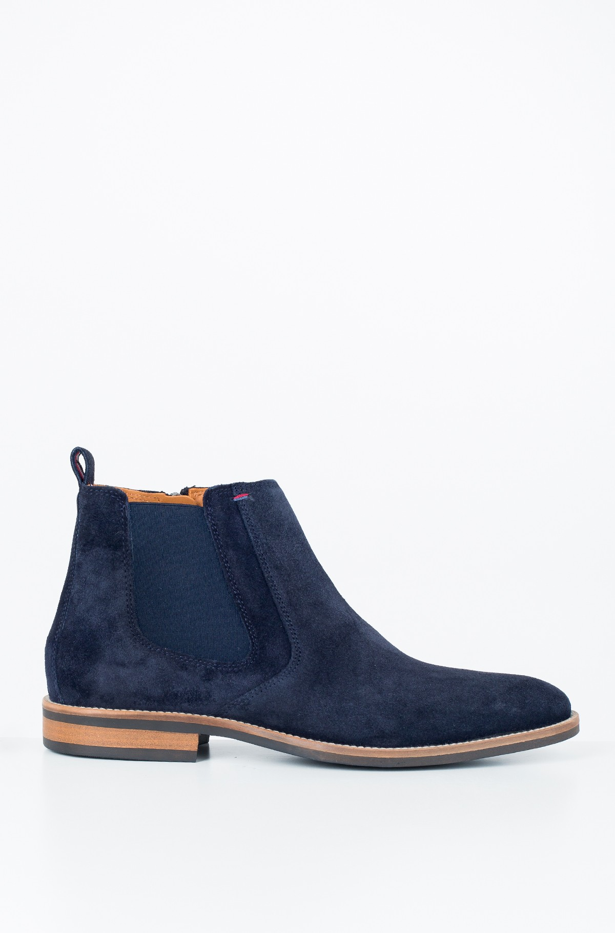 Boots ESSENTIAL SUEDE CHELSEA BOOT-full-1