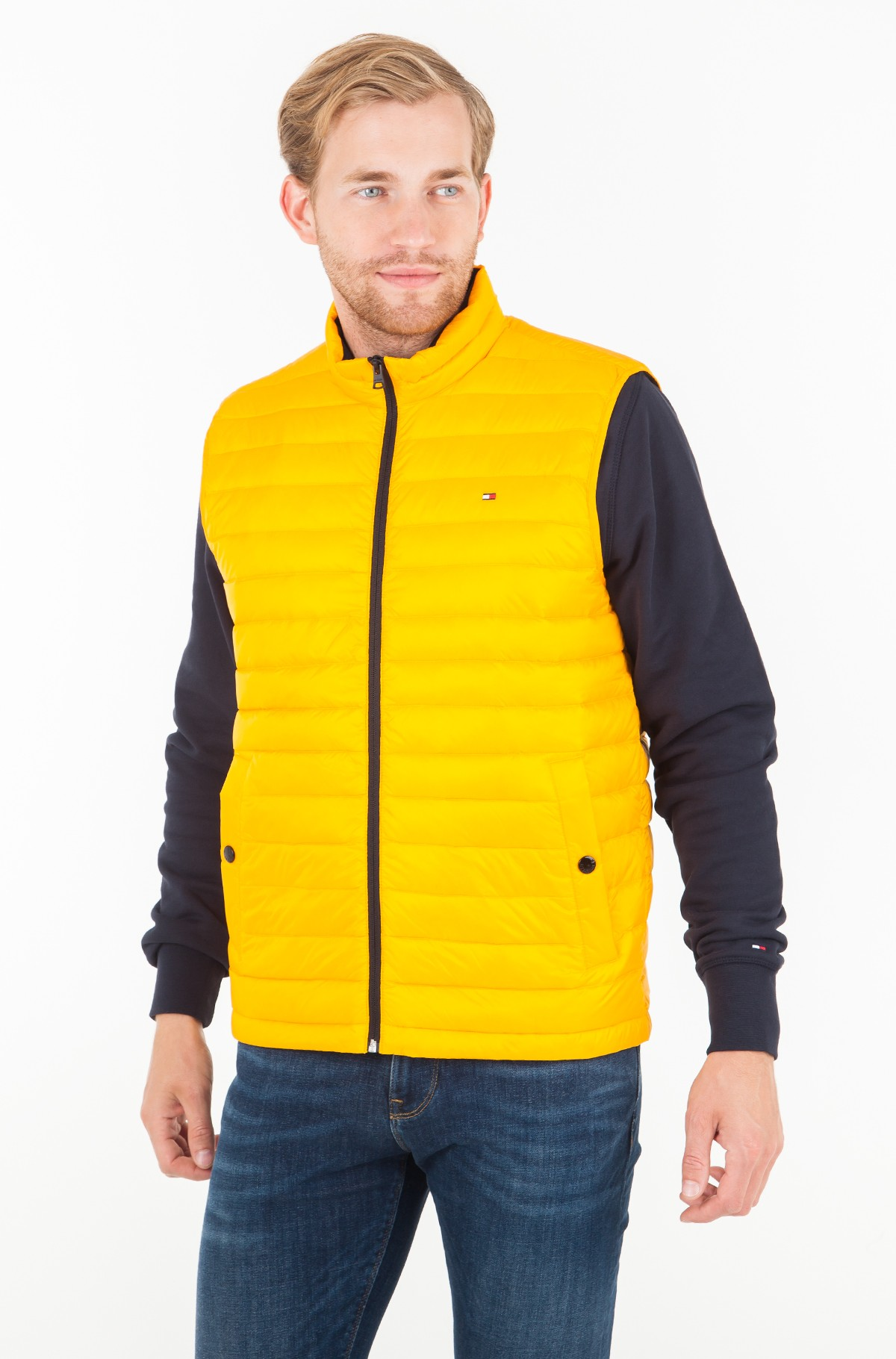 Vest Light Weight Packable Down Vest-full-1
