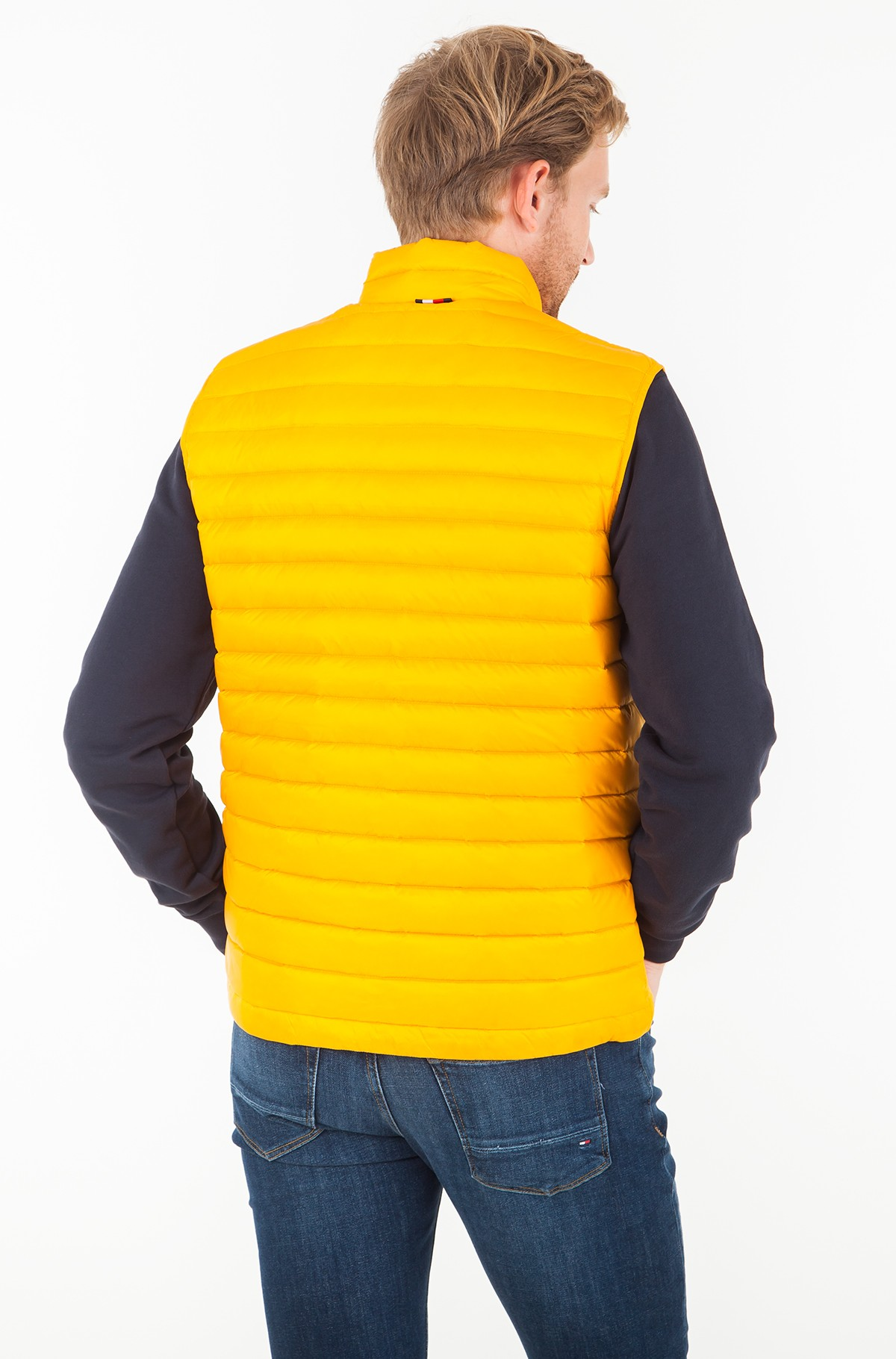 Vest Light Weight Packable Down Vest-full-2
