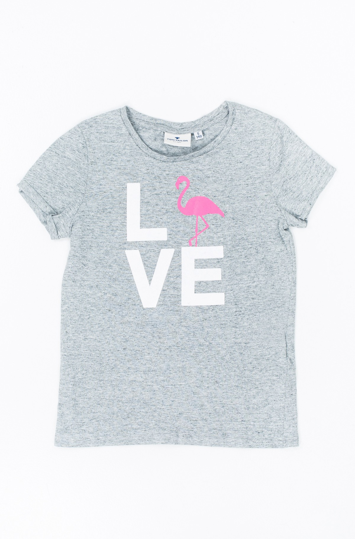 Vaikiški marškinėliai trumpomis rankovėmis 10394800040-full-1