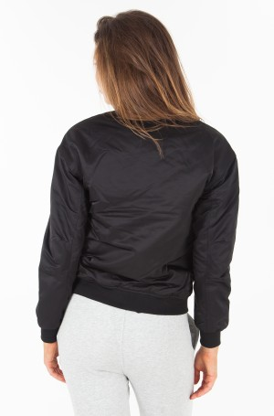Striukė SNAP BUTTON NYLON BOMBER-3