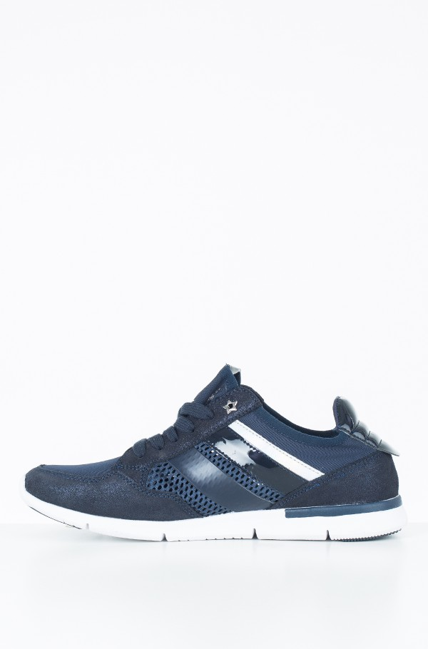 METALLIC LIGHT WEIGHT SNEAKER-hover