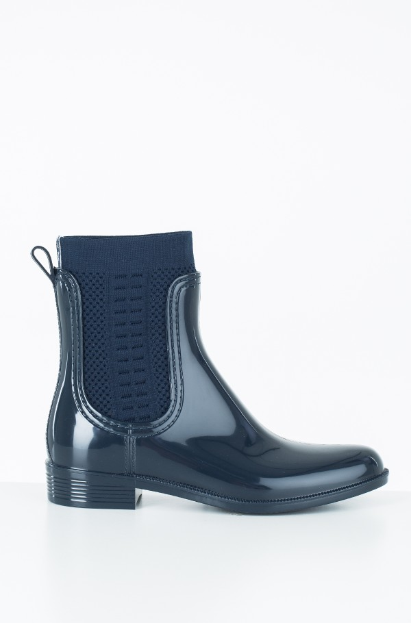 TOMMY KNIT RAIN BOOT