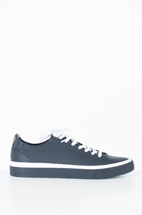 UNLINED LOW CUT LEATHER SNEAKER