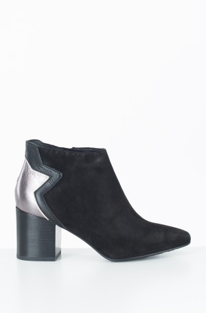 Aulinukai ELEVATED SUEDE HEELED BOOTIE	-1