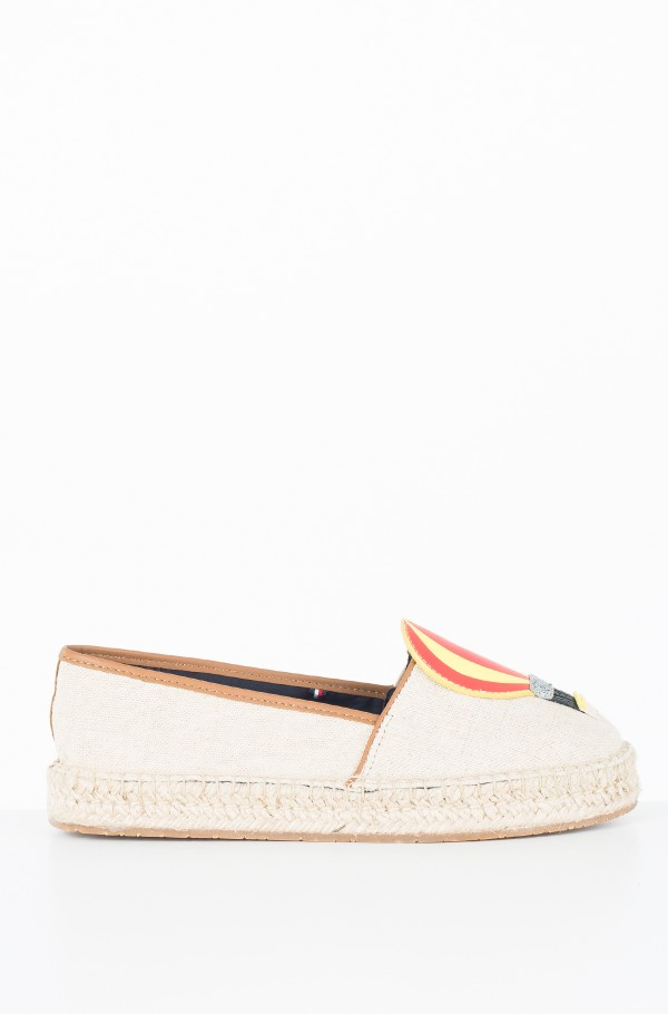 PATCH ESPADRILLE BALLOON