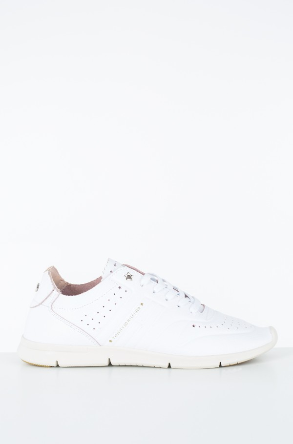 LEATHER LIGHT WEIGHT SNEAKER