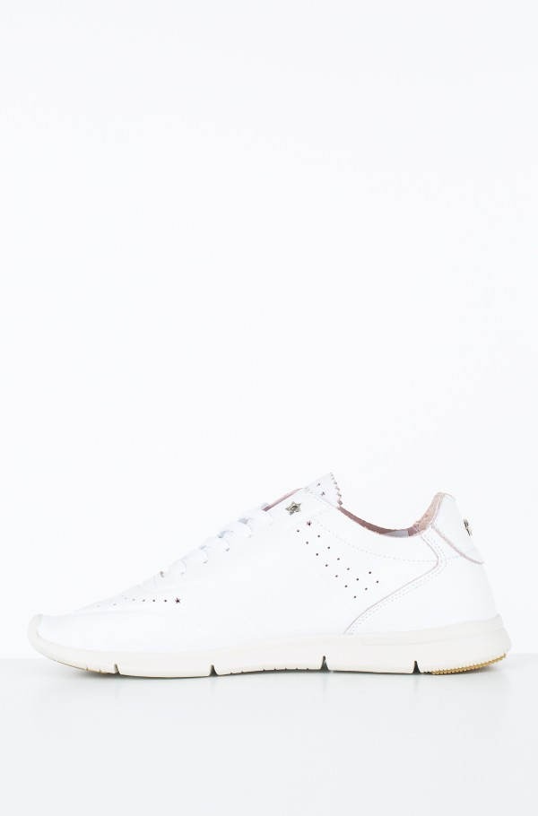 LEATHER LIGHT WEIGHT SNEAKER-hover