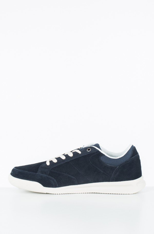 CORPORATE DETAIL SUEDE SNEAKER-hover