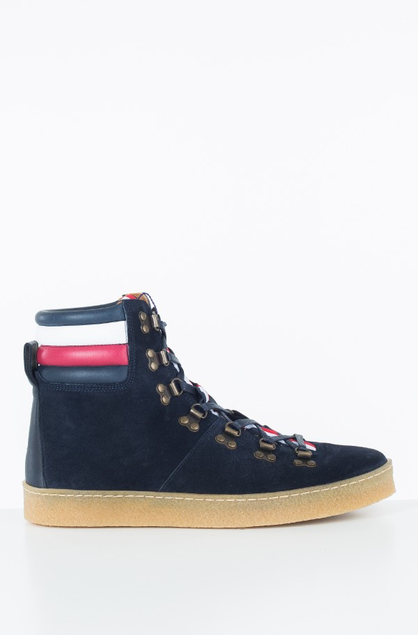 CREPE OUTSOLE HIKING HYBRID BOOT