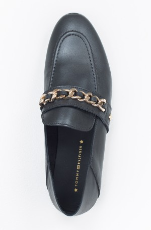 Casual shoes CHAIN DETAIL LOAFER-3