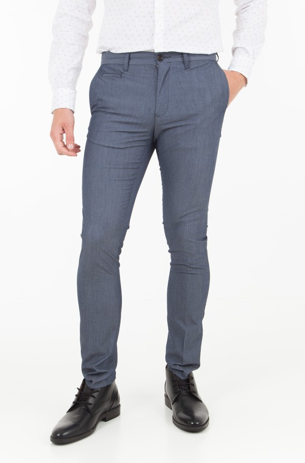 SLIM BLEECKER CHINO FINE YD STRIPE