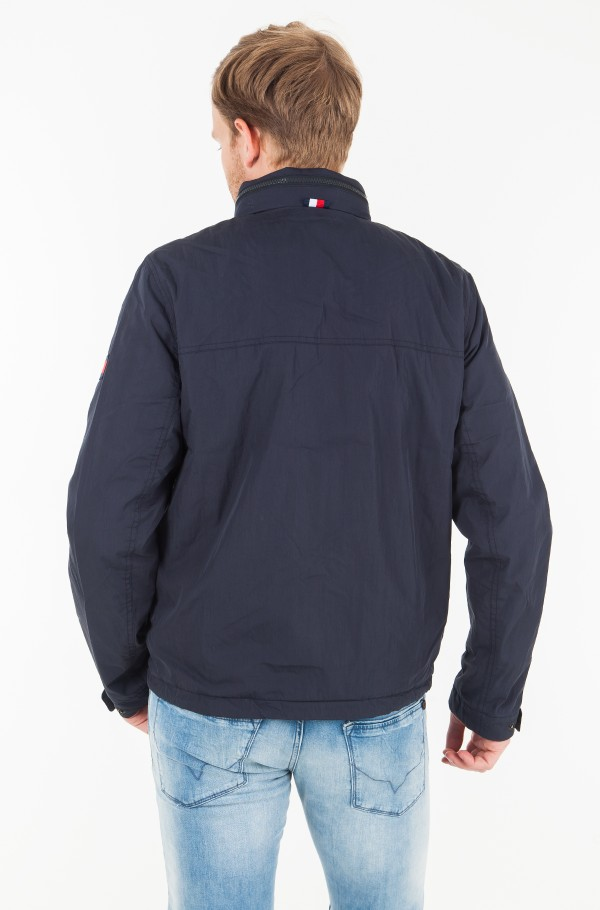 PADDED COTTON JACKET-hover