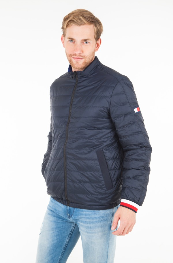 REVERSIBLE NYLON DOWN JACKET