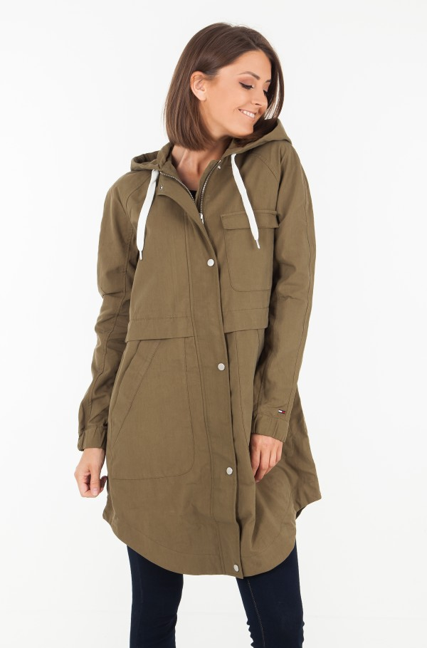 TJW COTTON PARKA
