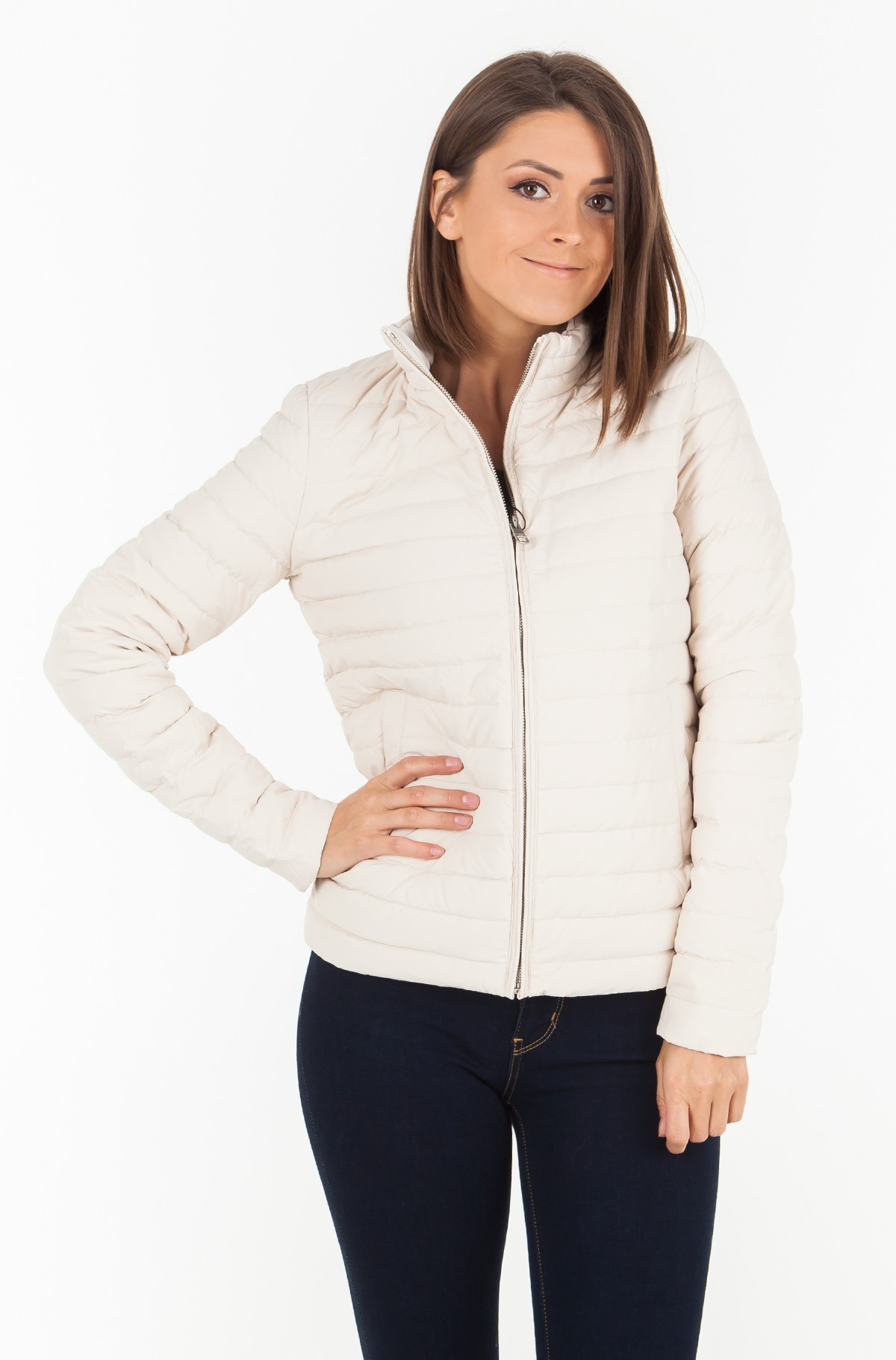 Striukė REVERSIBLE DOWN PUFFER JACKET-full-1