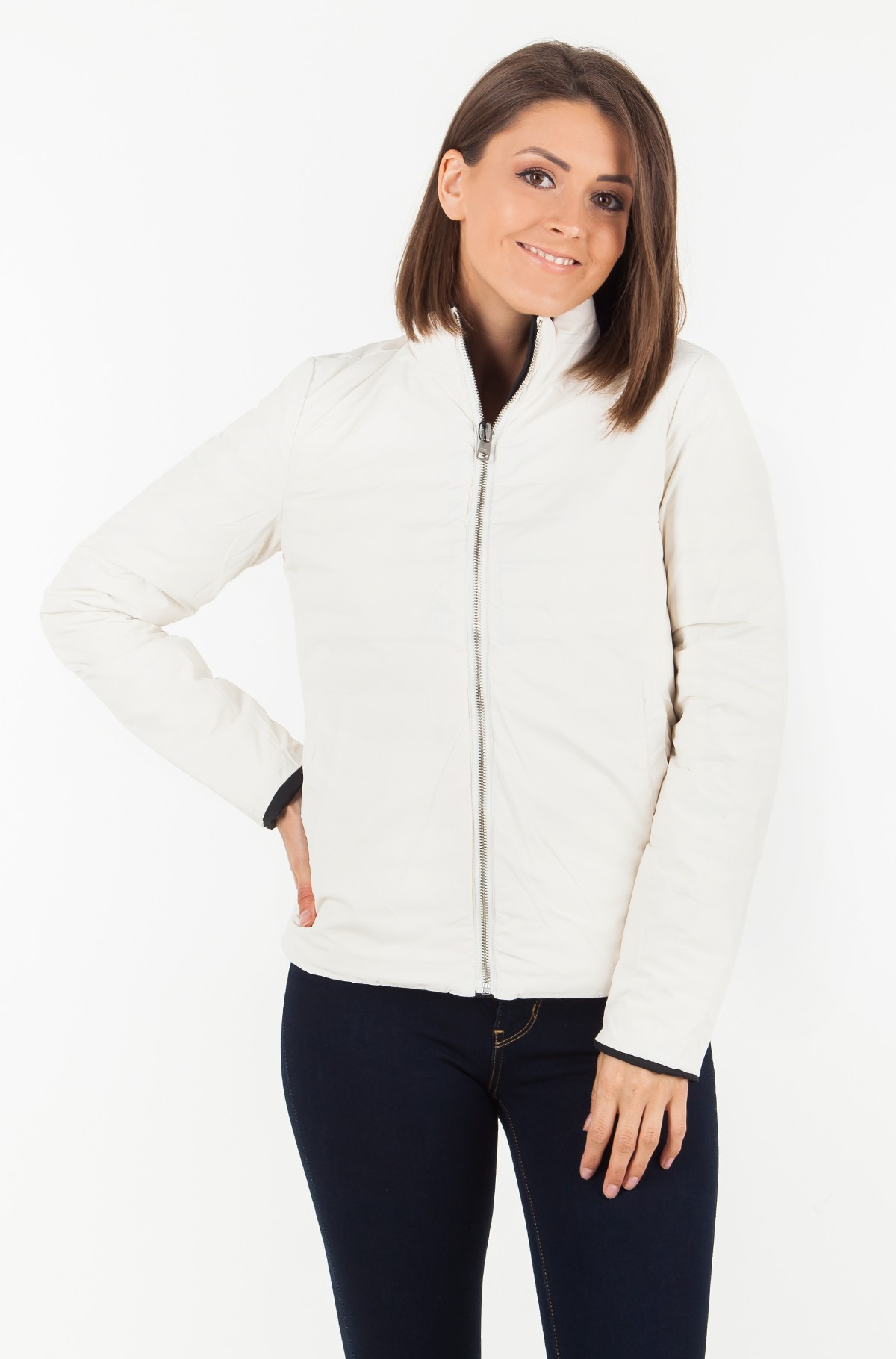 Striukė REVERSIBLE DOWN PUFFER JACKET-full-3
