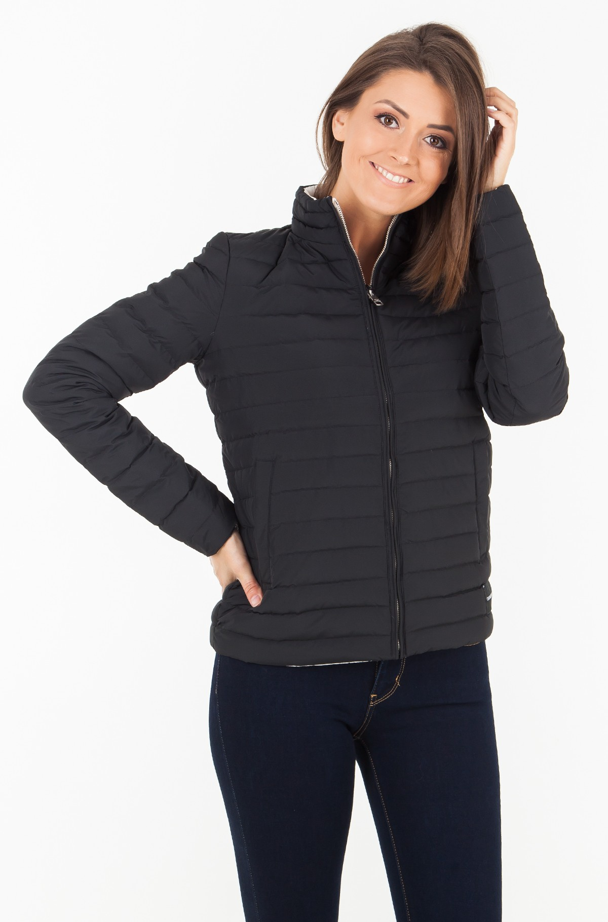 Jacket REVERSIBLE DOWN PUFFER JACKET-full-1