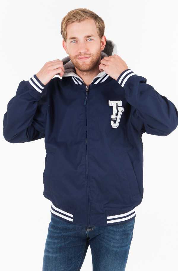 TJM HOODED COTTON JACKET