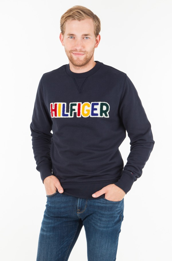 PLAYFUL LOGO SWEATSHIRT