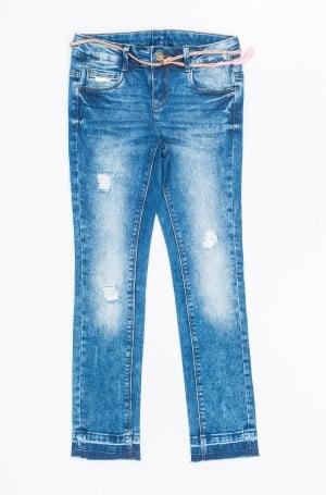 Vaikiškos džinsinės kelnės 62061970040-1